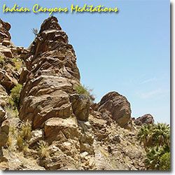 Indian Canyons Meditations